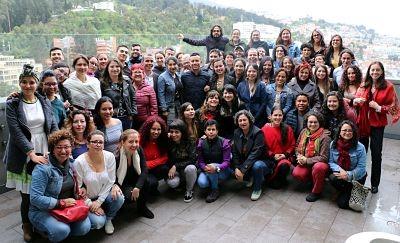 Tutores Departamentales y Promotores de Lectura inician recorridos por Colombia